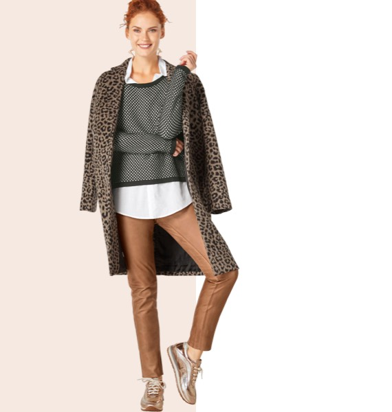 2-in1-Pullover