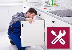 Küchen-Aufbauservice