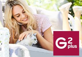 Garantie-Verlängerung G2+