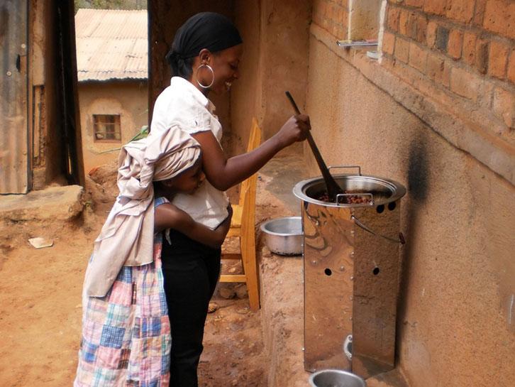 Energieffizienz-Projekt in Ruanda