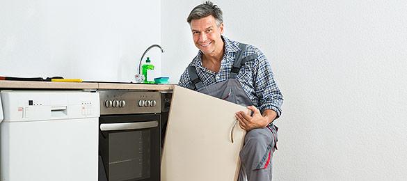 Küchen-Aufbauservice: Sparen Sie sich die Arbeit!