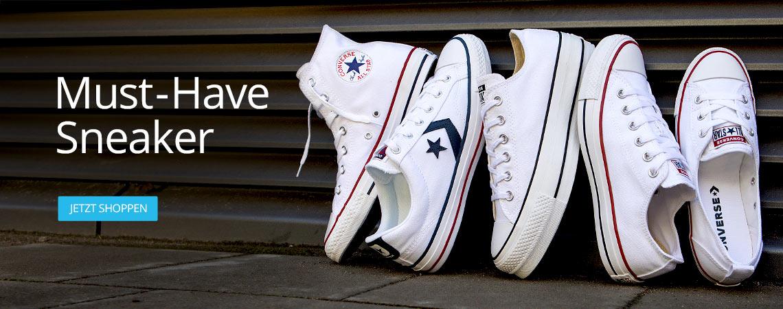 Sneaker bei I'm walking