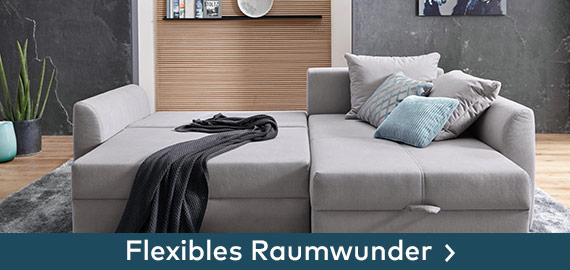 Flexibles Raumwunder