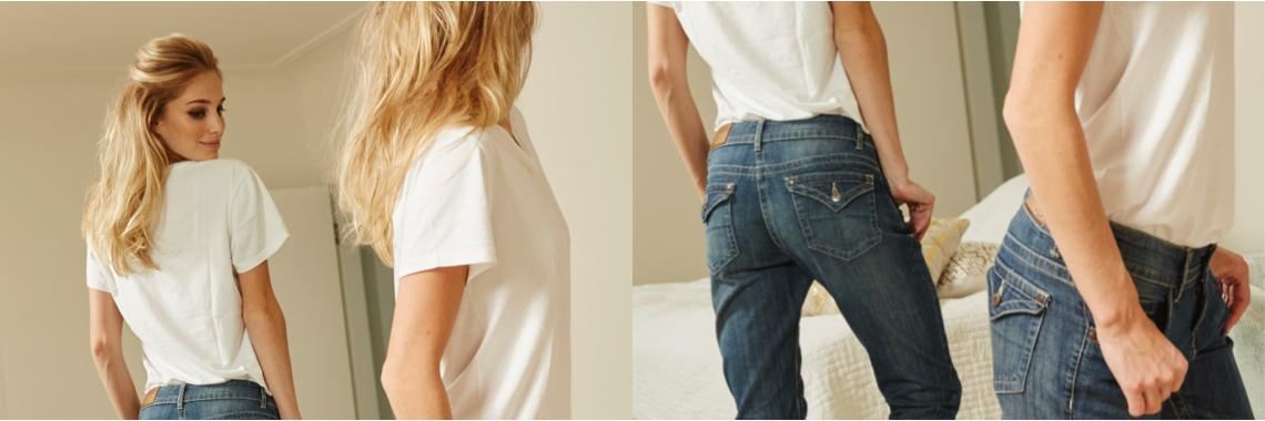 Jeans Schnittformen