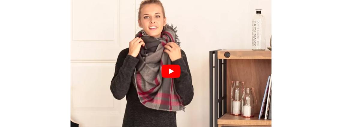 Video Schal binden