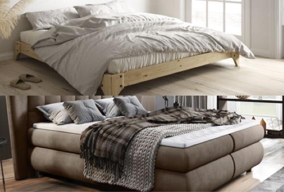 Bettenhöhe