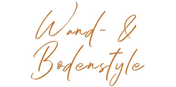 Wand & Bodenstyle