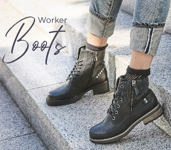 Worker-Boots