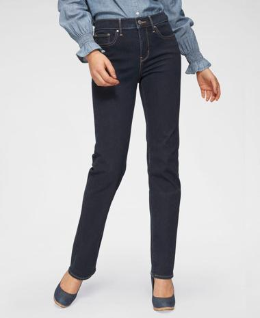 Straight-fit-Jeans