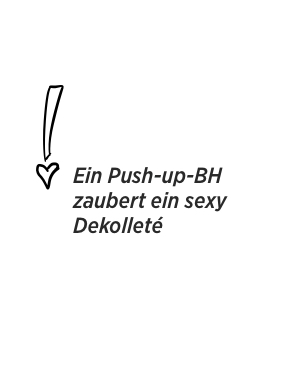Push-up BHs