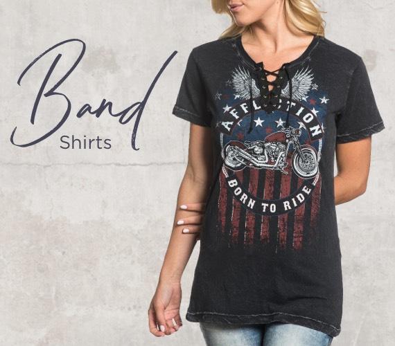 Band-Shirts