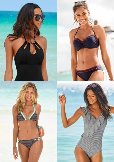 Oberweite kleine bikini für Bikinis für