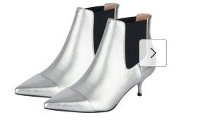 Metallic-Schuhe