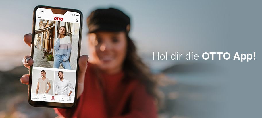 Hol dir die OTTO App