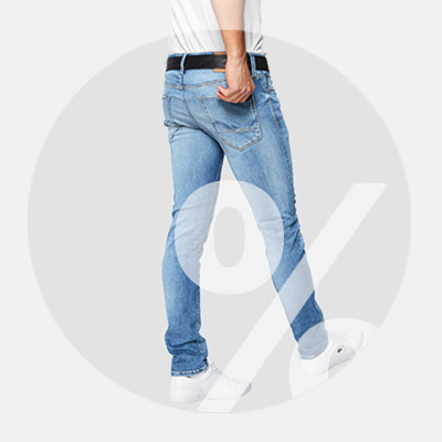 % Jeans