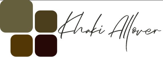 Khaki Allover