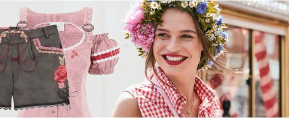 Oktoberfest Outfit für Frauen ohne Dirndl