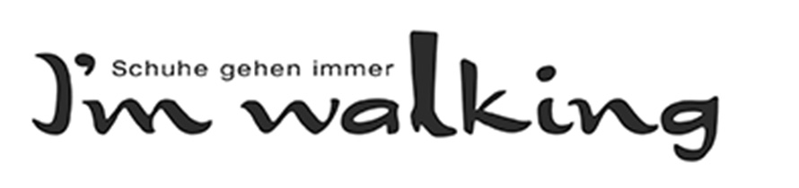 Logo I'm walking