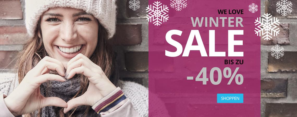 Winter Sale bei I'm walking
