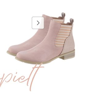 Rosa Boots & Stiefeletten