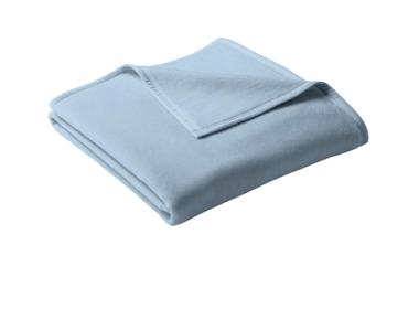 Blaue Decken