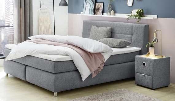 Französisches Bett (140x200 cm)