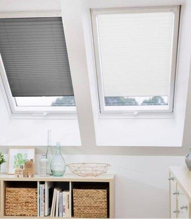 Dachfensterplissees