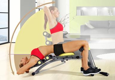 Bauch-Beine-Po-Trainer