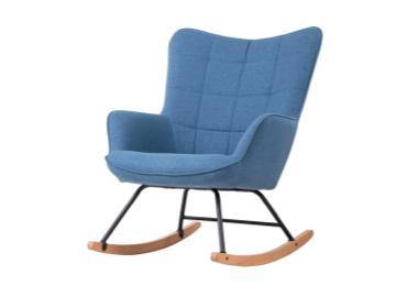 Blaue Sessel