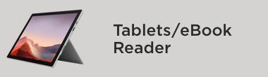 Tablets/eBook Reader