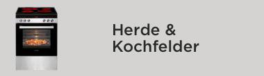 Herde & Kochfelder