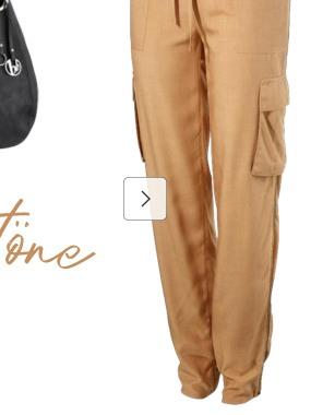 Braune Hosen