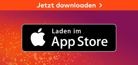 Jetzt Quelle App im Apple App Store downloaden