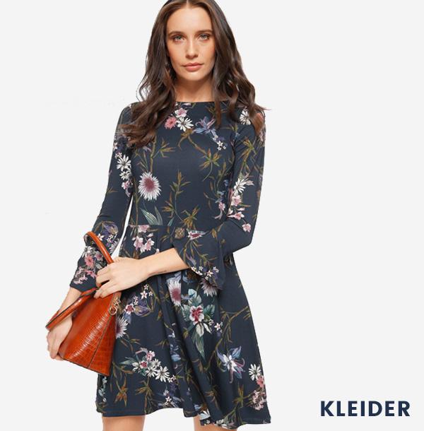 Trendige Kleider online bei Ackermann bestellen