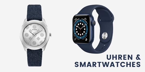 Stilvolle Uhren und moderne Smartwatches bei Ackermann online bestellen