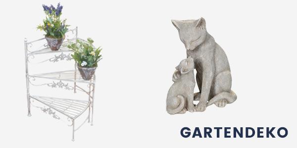 Gartendeko online bei Ackermann bestellen