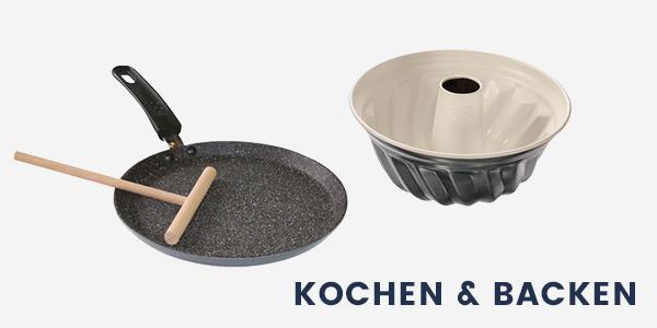 Kochen und backen mit Ackermann