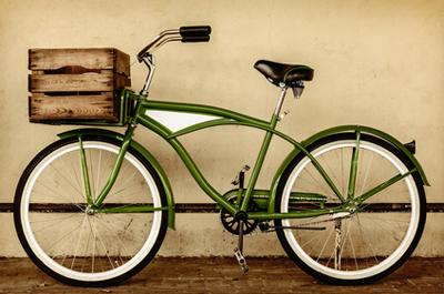 Trendige Hipster Bikes für die Stadt