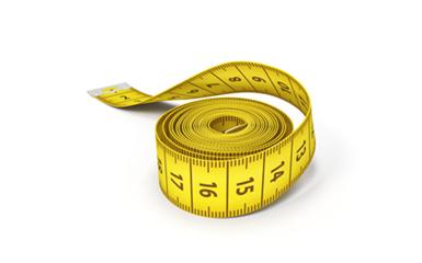 Lattenrostgröße messen