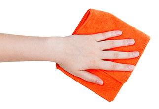 Mit den richtigen Tüchern zum Putzerfolg
