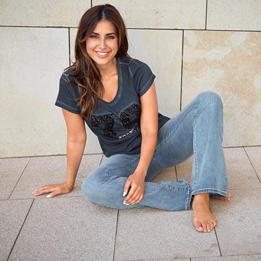 Arizona Damen Jeans