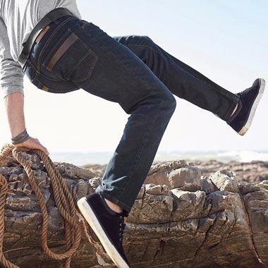 Arizona Herren Jeans