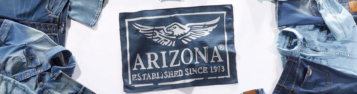 Hier das gesamte Arizona Sortiment entdecken