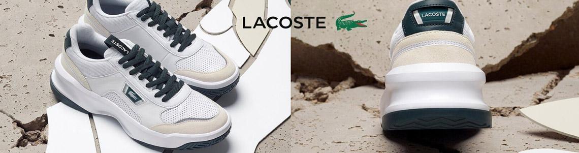 Das gesamte Sortiment von Lacoste entdecken