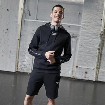 Reebok Herren Sportshirts