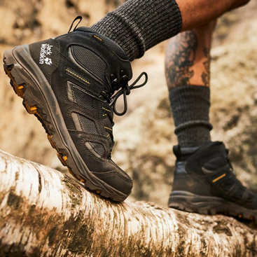 Jack Wolfskin Herren Schuhe