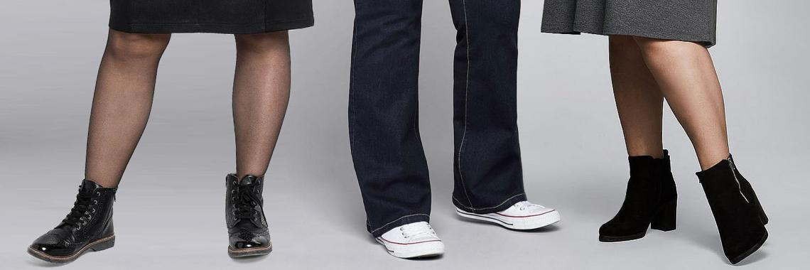 Vorteilhafte kleidung für dicke beine