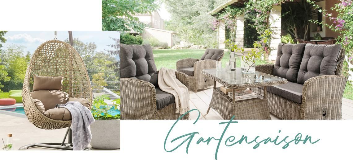 Gartenmöbel-Trends 2021