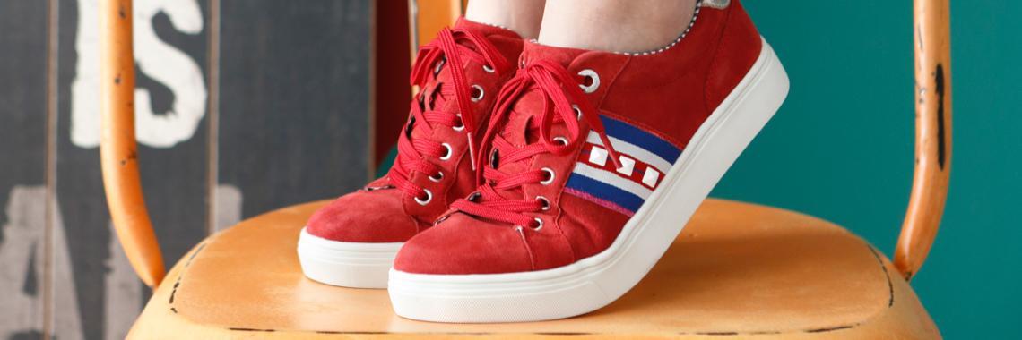 Schuhgrößentabelle