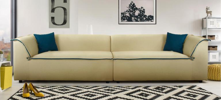 4-Sitzer Sofas